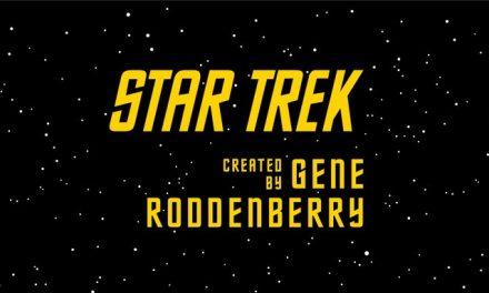OFFSIDE REMARKS: When Michael met Gene (Roddenberry); And, Happy Star Trek Day!