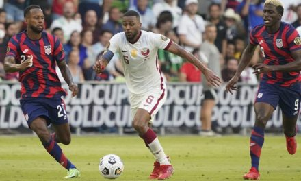 USMNT NOTEBOOK: Acosta has played in 15 consecutive games