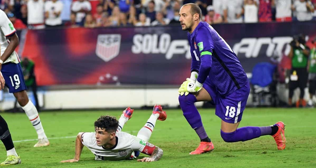 THE HEAT IS ON: With only 2 points in 2 WCQs, USMNT needs more points in Honduras