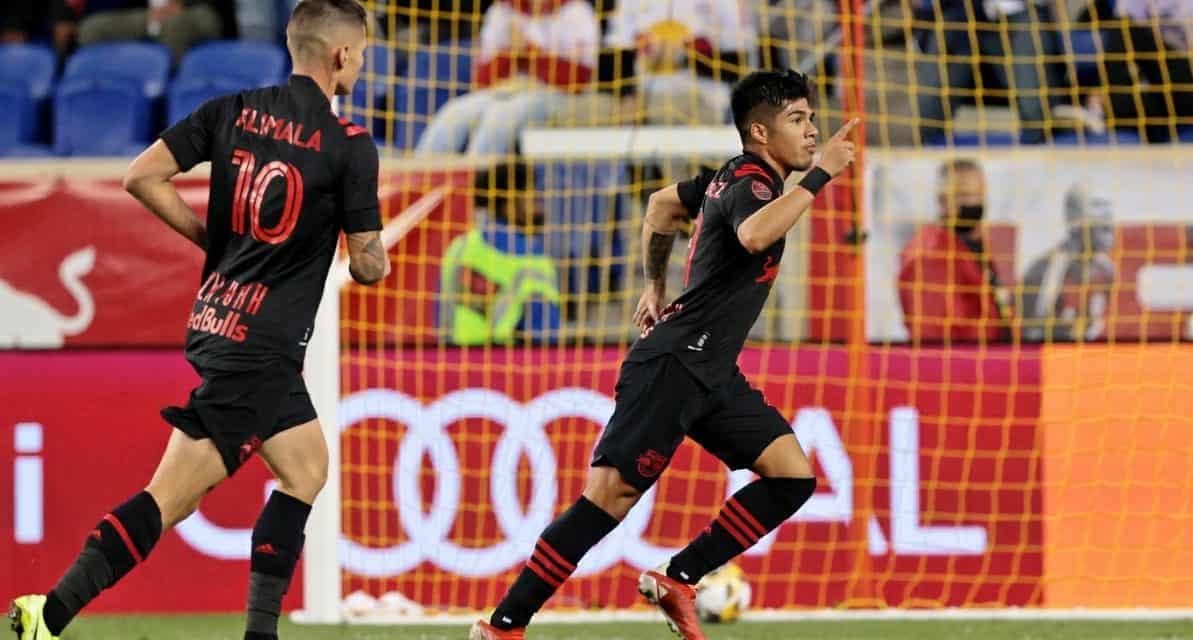 DROPPED HOME POINTS: Red Bulls suffer another draw at RBA