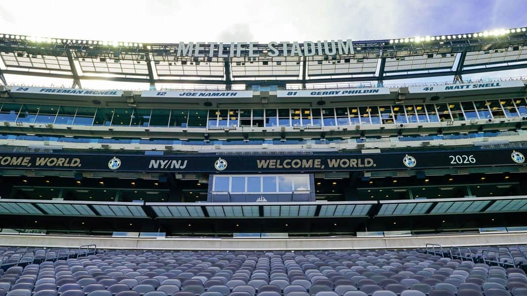 THEY'RE BACK: FIFA to visit 8 USA candidate venues for 2026 World Cup