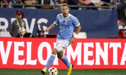 'IT DOES LOOK BAD': Tinnerholm suffers possible Achilles injury