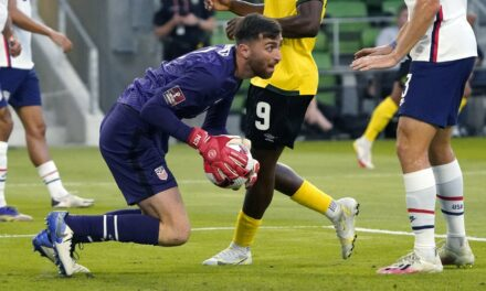 SLEEP WALKERS: Showing little urgency, lethargic USMNT stumbles to defeat in Panama