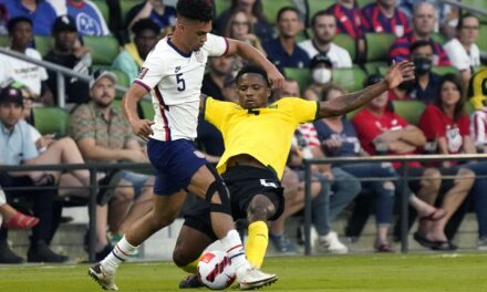WAIT AND SEE: Availability of McKennie, Robinson to be determined