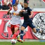 THE LONE MILLIONAIRE: Klimala leads Red Bulls in salary
