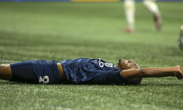 IN THE NICK OF TIME: 11th-hour goal lifts NYCFC into 1-1 draw at Atlanta