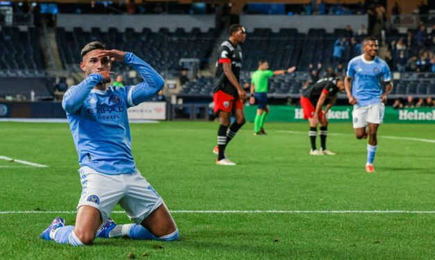 NO CONTEST: NYCFC tramples D.C. United, 6-0